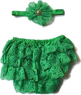 Memela Toddler Baby Infant Girl Bowknot Ruffle Bloomer Nappy Underwear Panty Diaper
