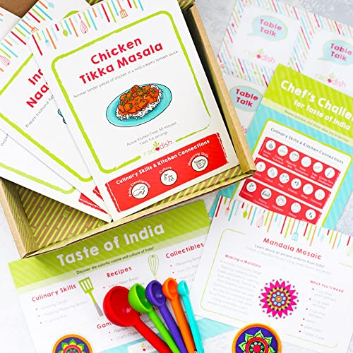 Raddish - Kids Cooking Subscription Box Now $12.00 (Was $24)
