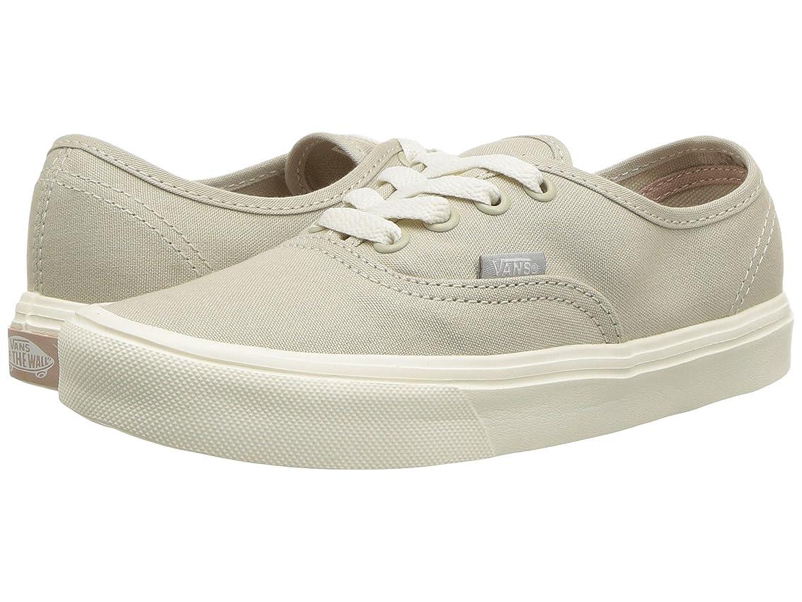 効率的に日焼け面白い(バンズ) VANS メンズスニーカー?靴 Authentic Lite (Canvas) Cement/Marshmallow Men's 6.5, Women's 8 (24.5cm(レディース25cm)) Medium