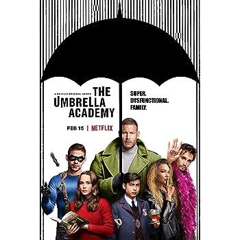 مسلسل The Umbrella Academy الموسم الاول مترجم