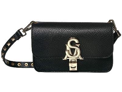 Steve Madden Bnadia (Black) Handbags