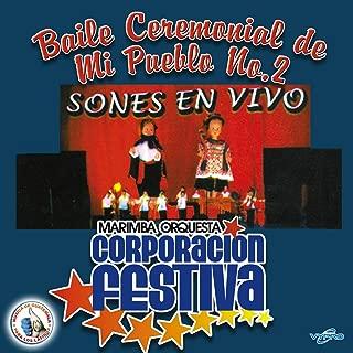 Baile Ceremonial de Mi Pueblo No. 2. Música de Guatemala para los Latinos (En Vivo)