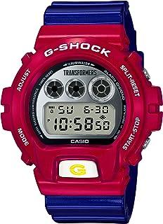 G-Shock DW-6900TF-SET Transformers Collaboration Master Optimus Prime Resonant Mode [con G-Shock] Reloj de aniversario limitado (productos originales japoneses)