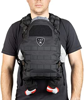 mens baby carrier military