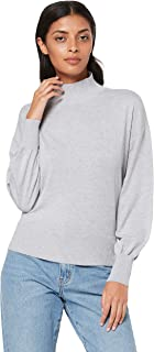 St. Cloud Label Women's Marlow Fine Knit Funnel Neck