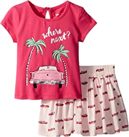 Where Next Skirt Set (Infant)