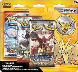 Pokemon Legendary Birds Pin 3-Pack