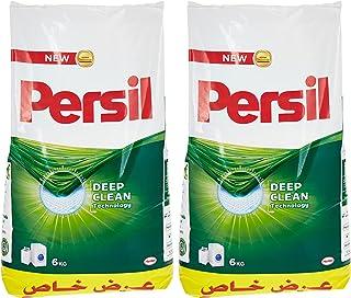 Persil Laundry Detergent Powder - Pack of 2 x 6 Kilograms