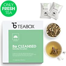 Teabox Detox Herbal Tea 40 Grams 16 Teapac Teabags