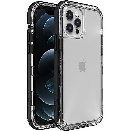 Lifeproof Next Sturz Und Staubsichere Schutzhülle Für Apple Iphone 12 12 Pro Schwarz Transparent Elektronik