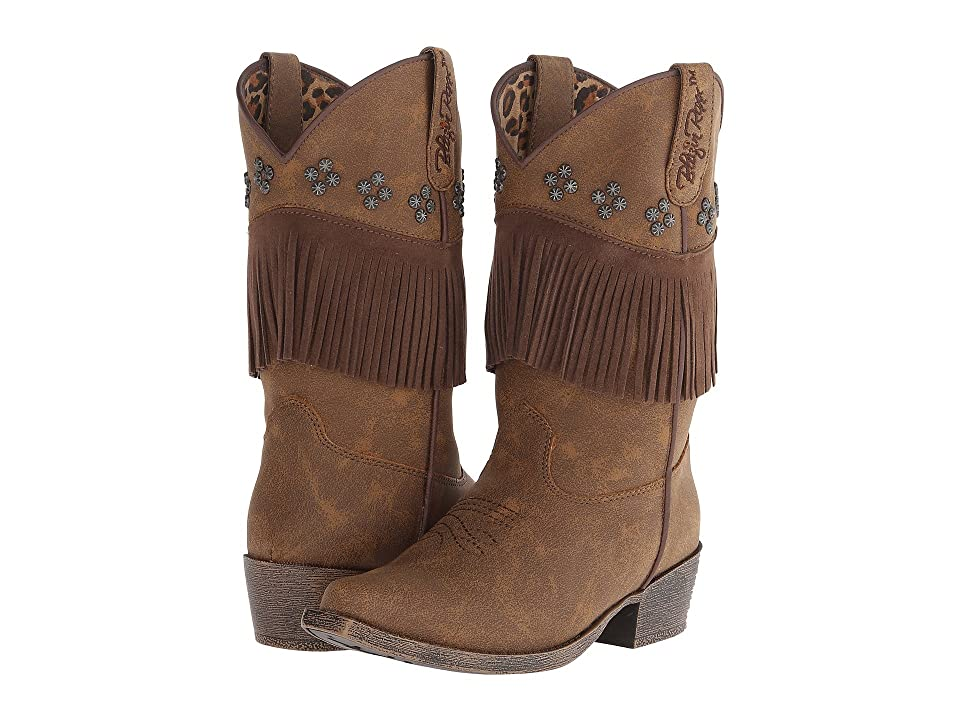 M&F Western Kids Annabelle (Little Kid) (Brown) Cowboy Boots