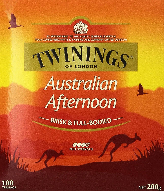 2021 Twinings of London Australian Afternoon Ranking TOP1 Tea Bags - Ful 100