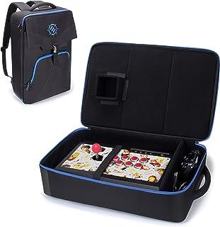 ENHANCE Borsa da Viaggio per Zaino Arcade Fight Stick - Interni Personalizzabili, Joystick Schermatura, Custodia per Lapto...