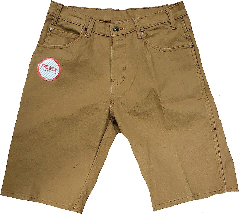 Brown Duck Regular メーカー公式 Fit Flex Utility 贈答 Shorts
