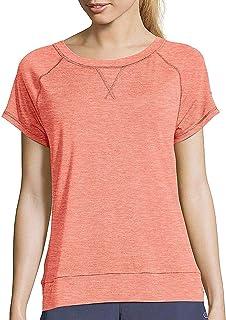 Champion Womens W4899 PHYS. Ed Tee Short Sleeve T-Shirt