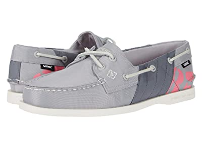 Sperry A/O 2-Eye Bionic (Grey) Women