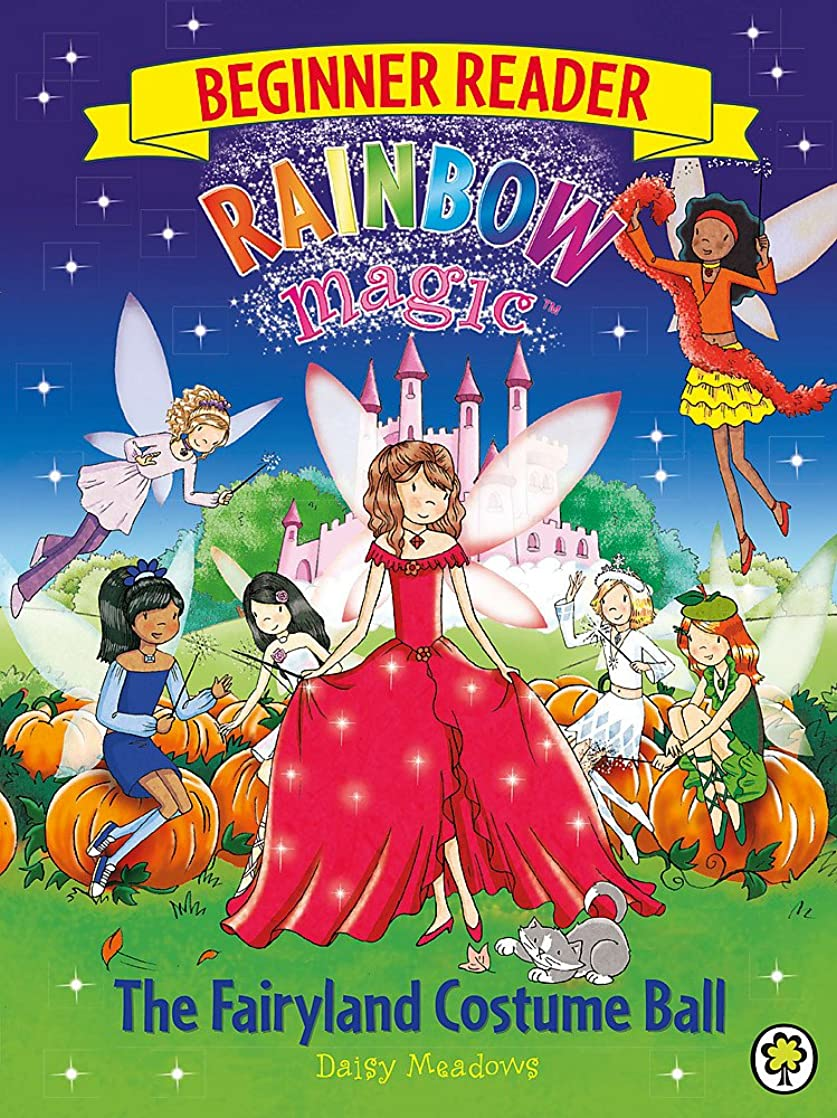 封建宅配便法医学Rainbow Magic Beginner Reader: The Fairyland Costume Ball: Book 5