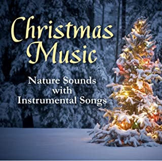Christmas Music: Nature Sounds with Instrumental Songs