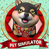 Virtual Family House Pet Dog Simulator: Pet games