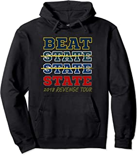 Beat State 2018 Revenge Tour Hoodie