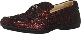 Stacy Adams Mens Cyrano Moc-Toe Slip-on Driving-Style Loafer Multi Size: