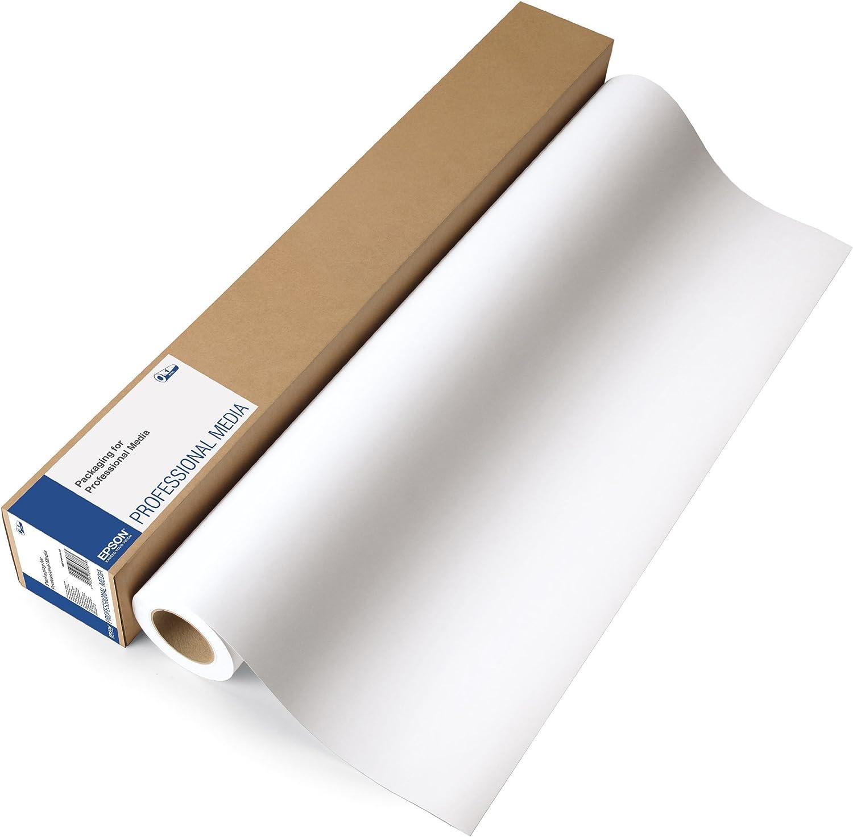 Epson Premium Semigloss Attention brand Photo Paper gsm Roll —170 — 24