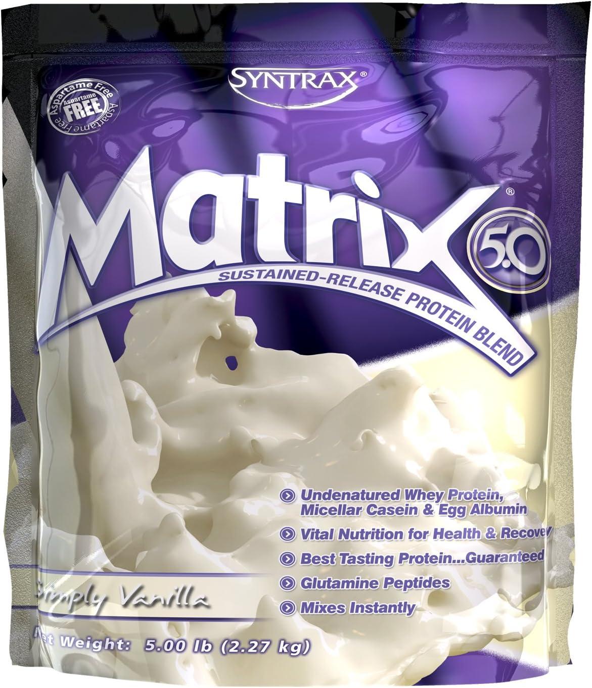 Matrix5.0 Simply Japan's largest assortment Los Angeles Mall Vanilla 5 Pounds