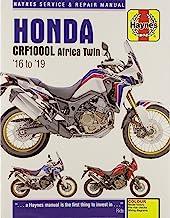Honda CRF1000L Africa Twin from 2016-2019 Haynes Repair Manual (Haynes Powersport)