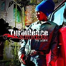 turbulence reggae albums