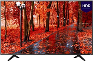 "Hisense Television 75"" Smart TV Class 4K UHD LED HDR 75R6E1 (Renewed)"