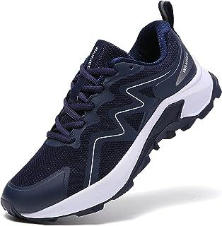 SKDOIUL Laufschuhe Herren Turnschuhe Sportschuhe Trail Running Schuhe