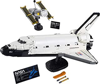 LEGO Creator 10283 NASA Space Shuttle Discovery & Hubble Telescope