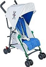 Maclaren 玛格罗兰 MARKII Alpine 超轻便婴儿车 伞车 (适合6个月以上,单手收车,两档调节,仅重3.3kg)