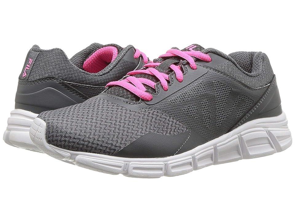 Fila Skyspan Running (Monument/Castlerock/Knockout Pink) Women