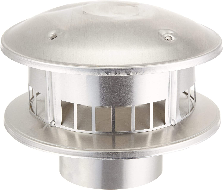 "12/"" 4/"" SELKIRK Insta lock Gas Vent 305mm Length 4SIL-12"