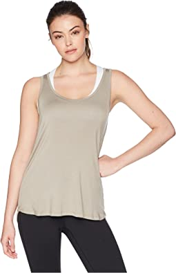 Beyond Yoga Slink Twice Wrap Tank Top