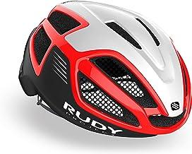 Rudy Project Spectrum helm rood/zwart glanzend 2021 fietshelm