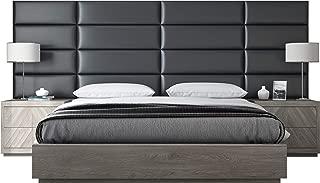 Best felicienne upholstered panel headboard Reviews