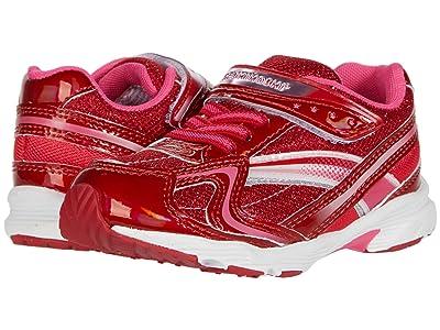 Tsukihoshi Kids Glitz (Toddler/Little Kid) (Red/Pink) Girls Shoes