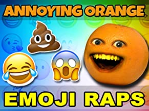 Annoying Orange - Emoji Raps!
