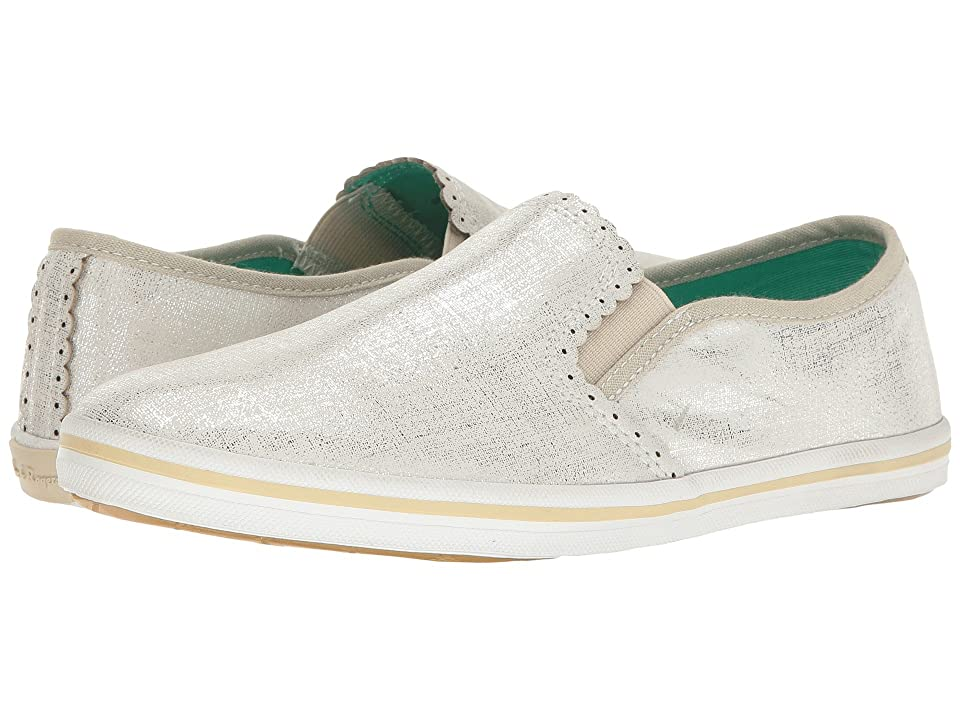 Jack Rogers Bennett Etched (Silver) Women