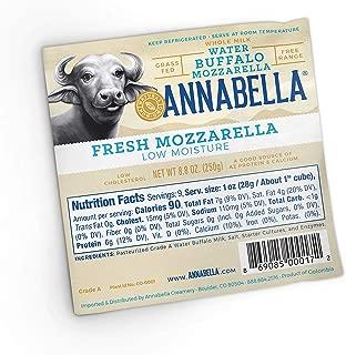 goat cheese mozzarella