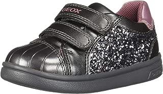 Kids' Dj Rock Girl 11 Sparkly Velcro Sneaker