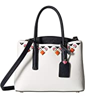 Kate Spade New York - Margaux Jeweled Medium Satchel
