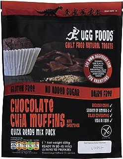 UGG Chocolate Chia Muffin Mix 455g