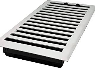 Madelyn Carter Modern Chic White Vent Covers (Steel) 6