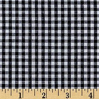 black check 4 cm squares price per 1//2 yard