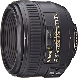 Nikon 単焦点レンズ AF-S NIKKOR 50mm f/1.4G フルサイズ対応