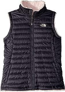 Girls' Reversible Mossbud Swirl Vest