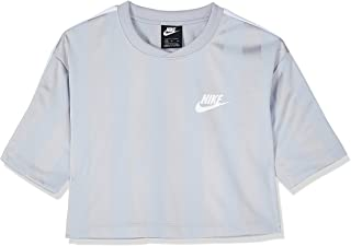 Nike Womens TOP SS SHDW STRP T-Shirt